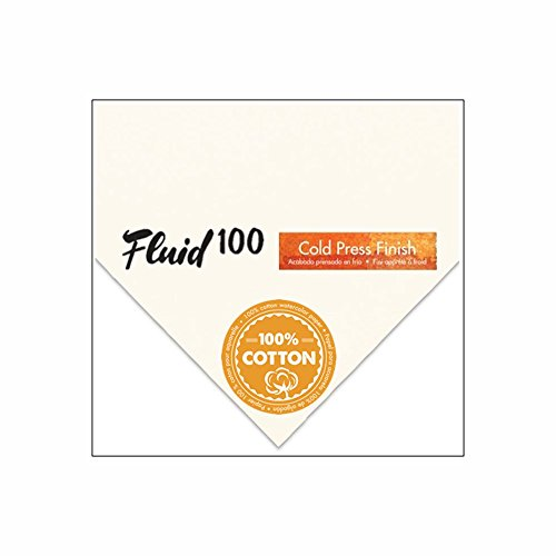 Handbook Paper Fluid 100 Watercolor Cp 300Lb 22X30 Sht 10/Pk