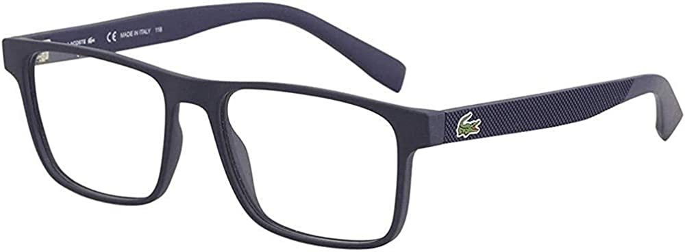Eyeglasses LACOSTE Award-winning store L shipfree 2817 BLUE MATTE 424