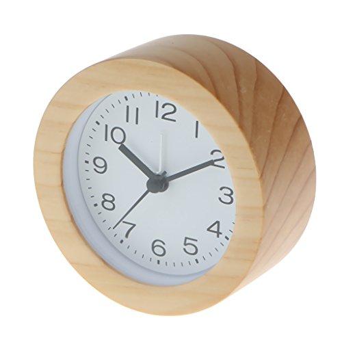 perfk Reloj Despertador Electrónico para Niños Oficina Creativa Dormitorio Alarma de Moda Relojes Creativos
