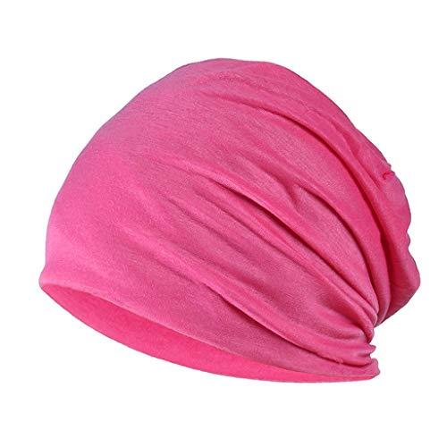 Dasongff Mützen Herren Damen Dünn Beanie Kopfbedeckung Klassische Jersey Slouch Reversible Bicolor für Sport, Chemo, Haarausfall, Schlaf, Leicht und Weich