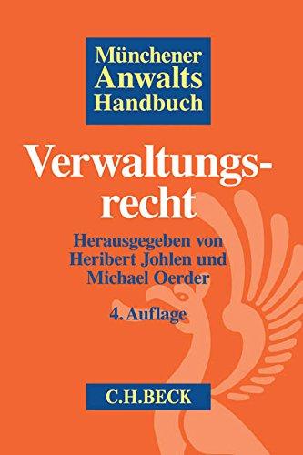 Münchener Anwaltshandbuch Verwaltungsrecht