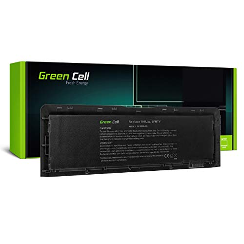 Green Cell Akku fur Dell Latitude 6430u P36G P36G001 Laptop 5600mAh 111V Schwarz