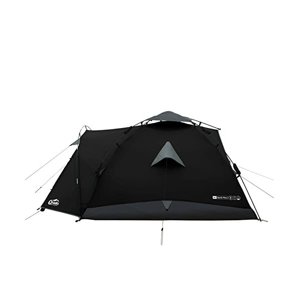 Qeedo Quick Pine 3 Man Dome Tent (Quick Up System) 3