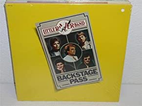 LITTLE RIVER BAND Backstage Pass 2-LP EMI SWBK 12061 (1980) FACTORY SEALED