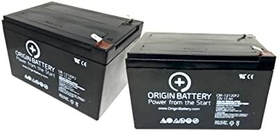 Rascal Tampa Mall 370 Fold G 12V 12AH 5 ☆ very popular Battery Kit Replacement