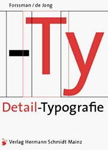 Detailtypografie. Der Typo-Knigge