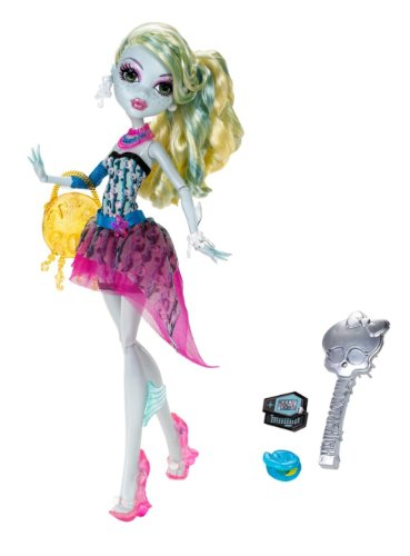 Mattel X4530 Monster High, Party Dance Lagoona Blue