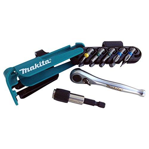 Makita p-79142Schraubendreher- und Ratschen-Set (12-teilig)
