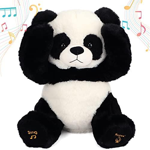 Cuteoy Peek A Boo Panda Bear Intera…