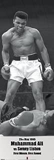 Muhammad Ali (v Liston) Door Poster
