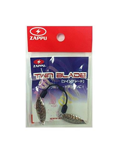 ZAPPU(ザップ) ツインブレード シルバー