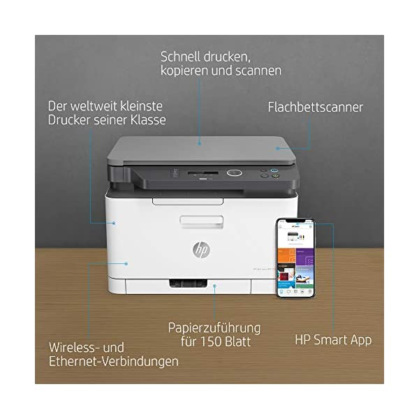 HP-Color-Laser-Farb-Laserdrucker