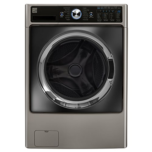 Kenmore Elite 41003 4.5 cu. ft. Front Load Combination Washer/Dryer in Silver, includes delivery and...