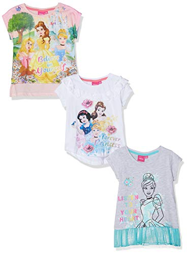 FABTASTICS Getafe T-Shirt Mehrfarbig), 92 3er-Pack (Textilien)
