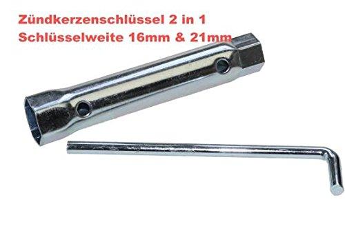 Zündkerzenschlüssel M16 und M21 Universal