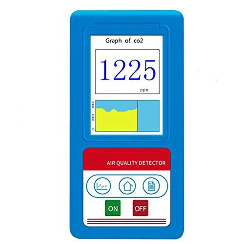 LAYA 13 in 1 gas formaldehyde Co2 analysator zwaveldioxide Pm1.0 pm 1.10 Hcho Tvoc deeltjesdetector luchtkwaliteit monitor analyse stof