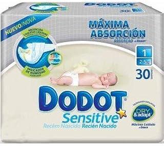 Amazon.es: pañales dodot recien nacido talla 1