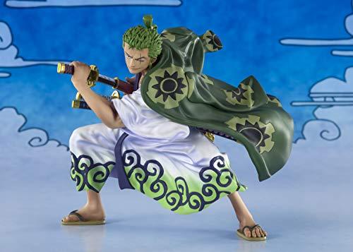TAMASHII NATIONS Roronoa Zoro(Zorojuro) One Piece, Bandai Spirits Figuarts Zero