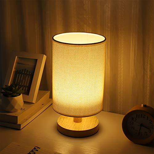 LEDMOMO 間接照明 テーブルライト 和風 ベッドサイドランプ インテリア 調光可能 レトロ おしゃれ 授乳 リビング 寝室 ホテル