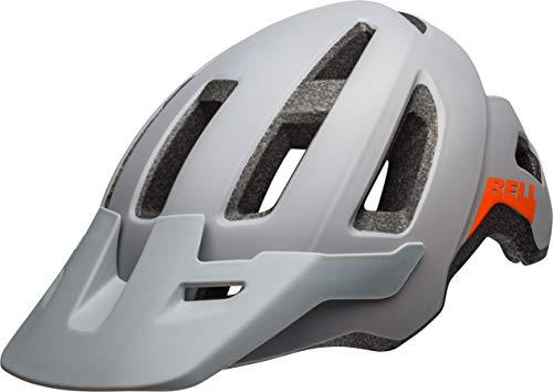 BELL Nomad Casco para Bicicleta de montaña, Gris, TU EU