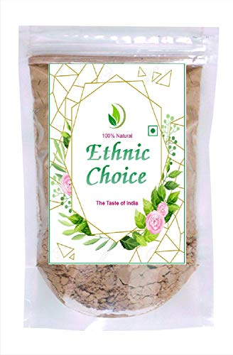 Ethnic Choice 100% Natural Shikakai Acacia Concinna Shikakai Powder For Gorgeous Hair Care, 200 g