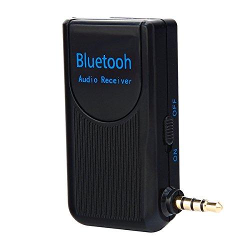 Alamor Bluetooth Audio AUX Ontvanger Sluit Speaker Telefoons voor Auto Thuis