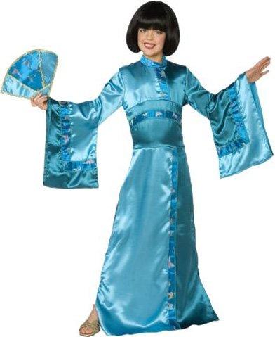 Costume geisha bambina 8 - 9 anni (146 cm)