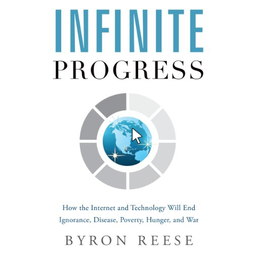 Infinite Progress audiobook cover art
