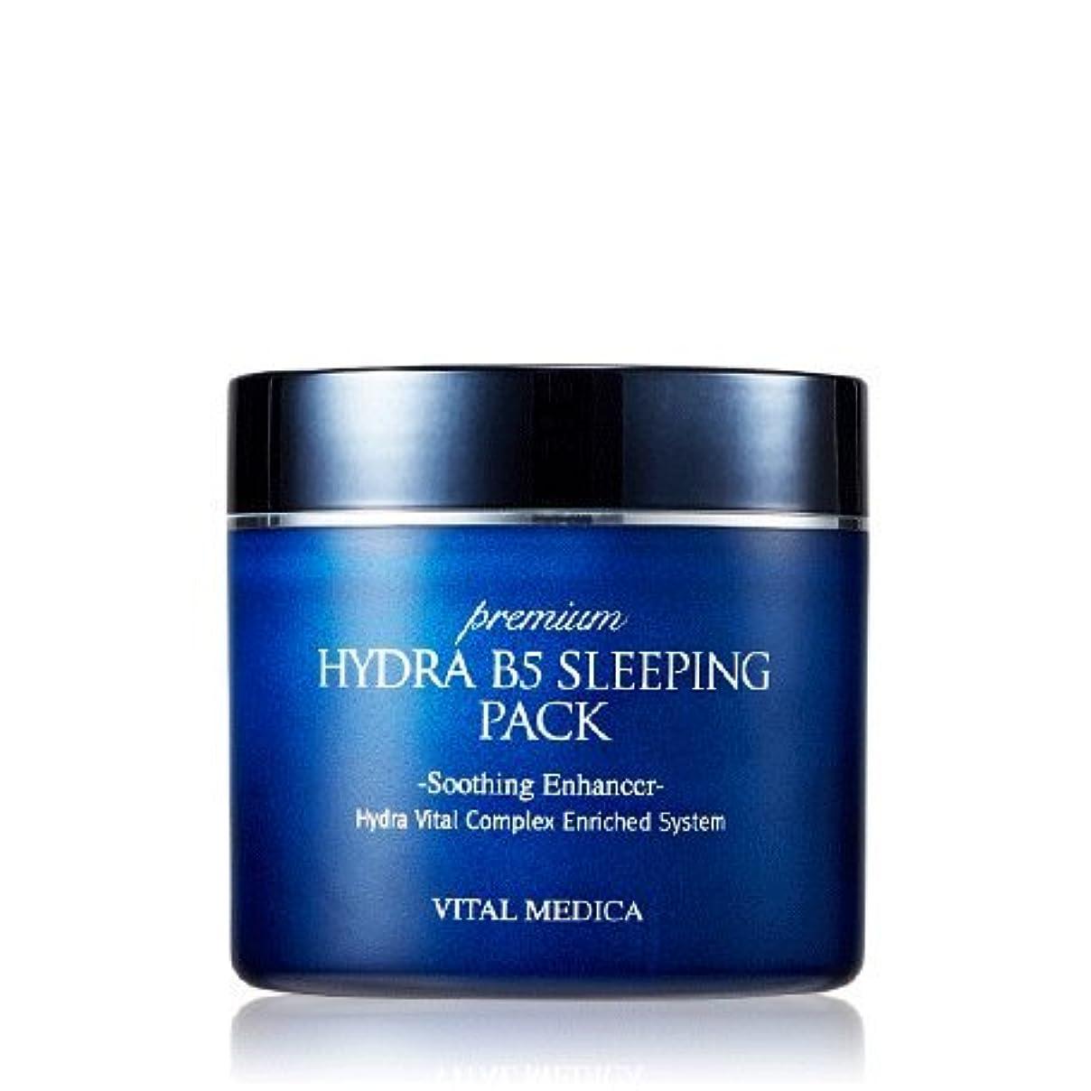忠実に逸脱組立A.H.C (AHC) Premium Hydra B5 Sleeping Pack 100ml/A.H.C プレミアム ハイドラ B5 スリーピング パック 100ml [並行輸入品]