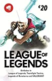 League of Legends €20 Gift Card | Riot Points