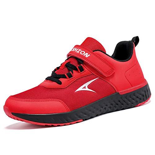 VITIKE Zapatillas Deportivas de Malla para niños y niñas Zapatillas Deportivas para Correr al Aire Libre Zapatillas Deportivas Ligeras
