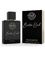 Body Cupid Exotic Oud Perfume For Men Eau De Parfum 100 ml