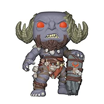 Funko Pop! Games  God of War - Firetroll Collectible Toy,Brown/a,3.75 inches