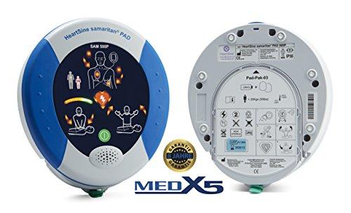 Desfibrilador MedX5