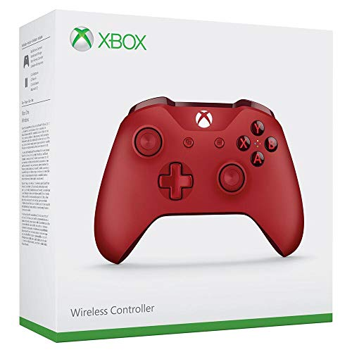 Microsoft Xbox Wireless Controller, Rot