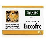 Linha Tratamento Granado - Sabonetes em Barra Enxofre 90 Gr (12 x 90 Gr) - (Granado Treatment Collection - Sulphur Bar Soaps Net 3.1 Oz (12 x Net 3.17 Oz)) [並行輸入品]