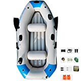 Inflatable Kayaks Inflatable Kayaks Sit On Top Kayaks, Outdoor Thickened Fishing Boat, Sea