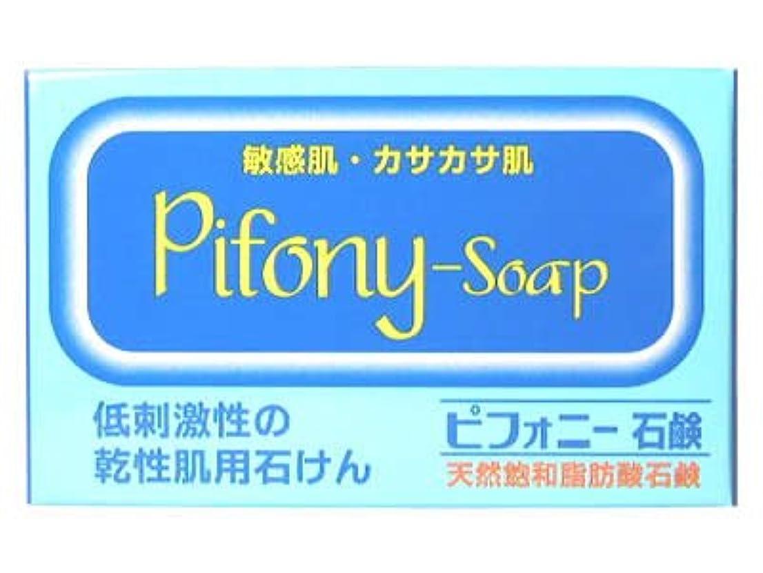 薬局遠い物理的にピフォニー石鹸 100g