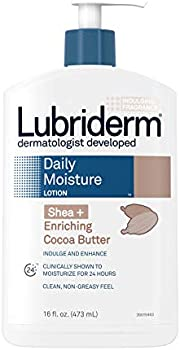 3-Count Lubriderm Shea & Enriching Cocoa Butter Daily Moisture Body Lotion
