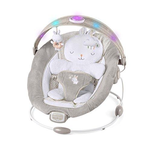 Ingenuity, Twinkle Tails, Babywippe mit Vibrationen, Lichtern, Melodien, Lautstärkeregler und vielem mehr