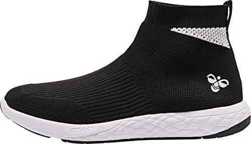 hummel Damen Terrafly Knit Boot Hohe Sneaker, Schwarz, 40 EU