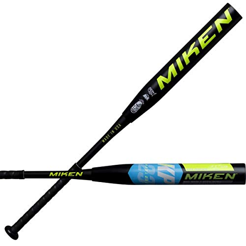 Miken 2020 Kyle Pearson Freak 23 Maxload USSSA Slowpitch Softball Bat, 12 inch Barrel Length, 26 oz