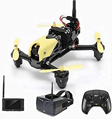 Hubsan H122D X4 Storm 5.8G RC FPV Racing Drone With 720P HD Camera Live Video High Speed Wind Resistance Quadcopter with FPV Goggles LCD Monitor by