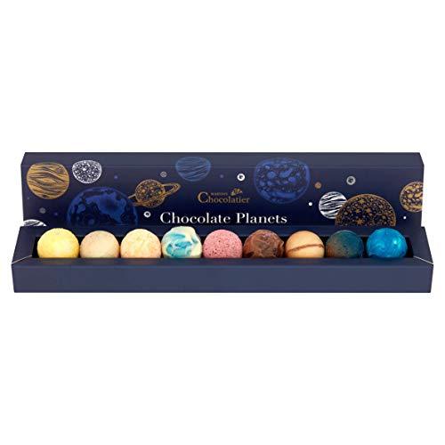Schokoladenplaneten
