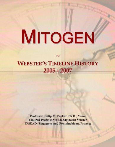Mitogen: Webster's Timeline History, 2005 - 2007