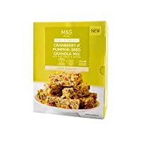 Marks & Spencer Cranberry & Pumpkin Seed Granola Mix 250g - (Marks & Spencer) クランベリー&パンプキンシードグラノーラミックス250グラム [並行輸入品]
