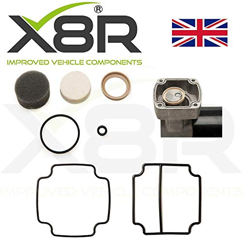 P38 Eas Pompe Compresseur Air Suspension Kit Réparation Joint ANR3731