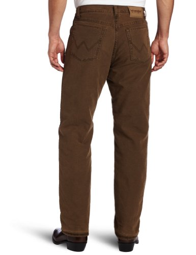 Wrangler Rugged Wear Men's Woodland Thermal Jean