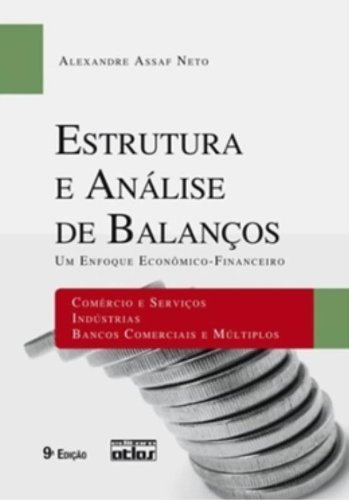 Estrutura e Analise de Balanços