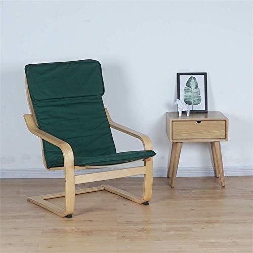 MissZZ Cojín reclinable con Respaldo Alto, Cojín para Tumbona Cojines para mecedoras Cojines para sillones Cojines para sillones de jardín y Patio Cojín para Asientos-r 135x55cm